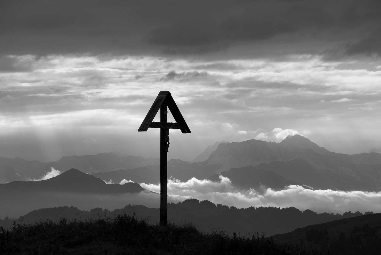 Morgenlicht auf der Alp