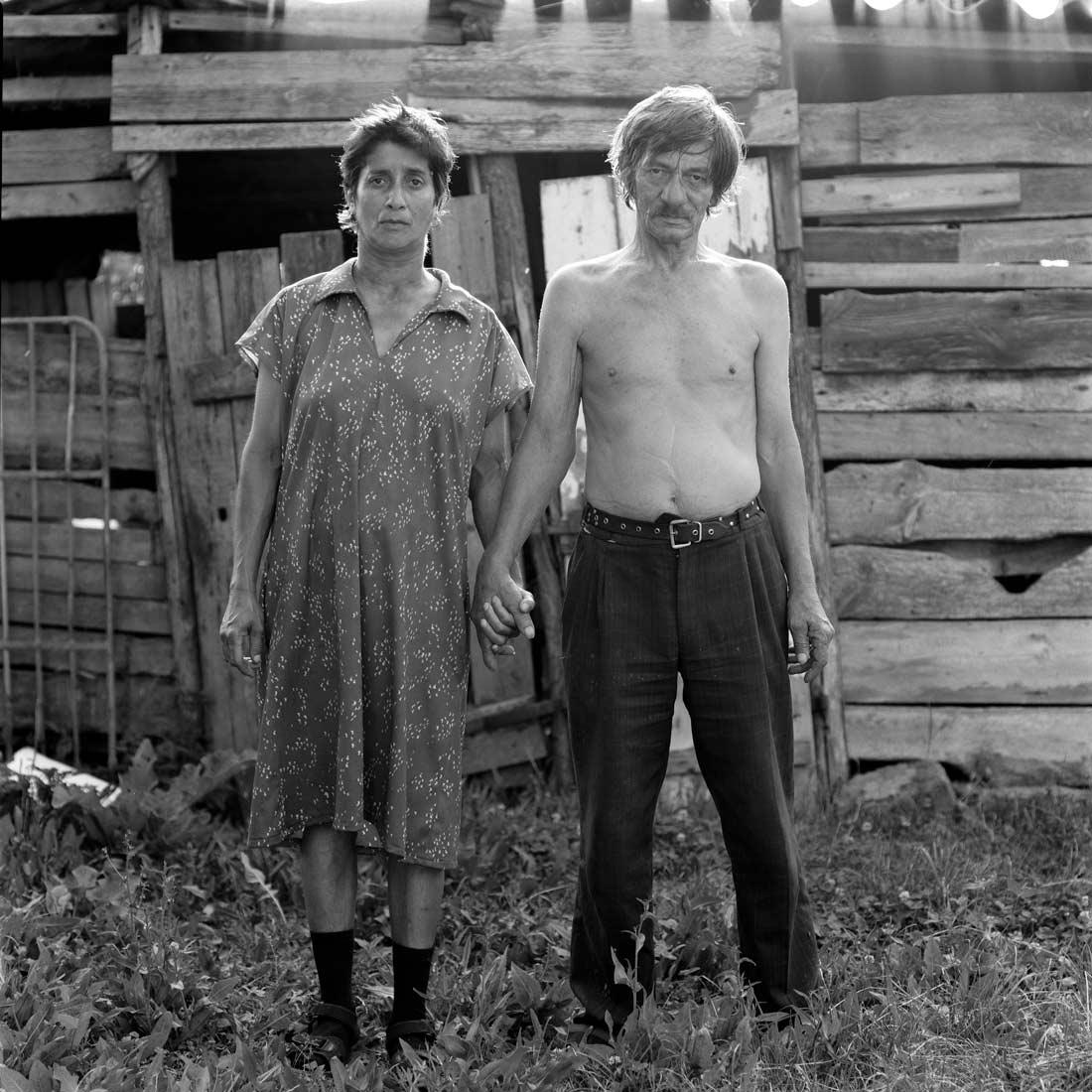 Roma Ehepaar