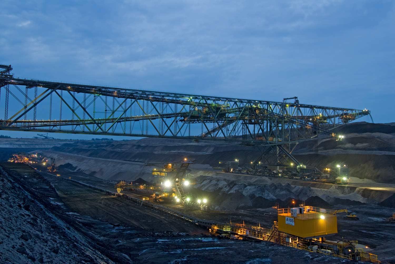Grubenbetrieb   - Vattenfall Europe Mining AG