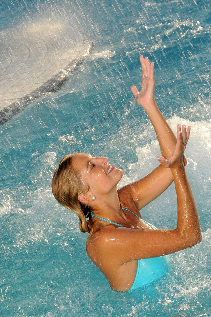 Kraft des Wassers - Bad Füssing