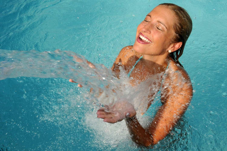 Wasser ist Lebensfreude - Bad Füssing