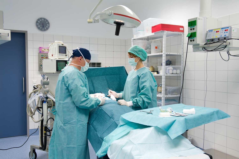 Bauchchirugie - Chirugisches Centrum Dr. Withöft Neutraubling