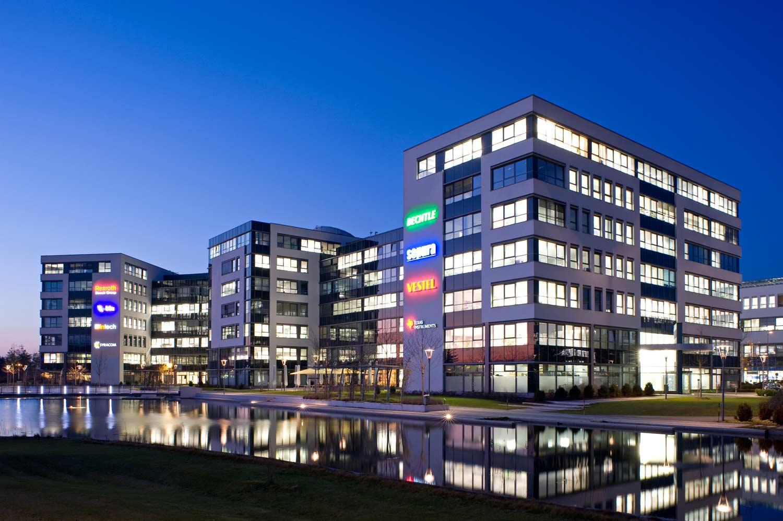 Business Campus  Garching bei München