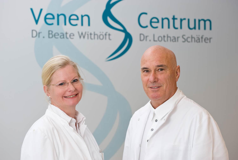 Dr. Beate Withöft und Dr. Lothar-Schäfer  - Venen Centrum  Neutraubling