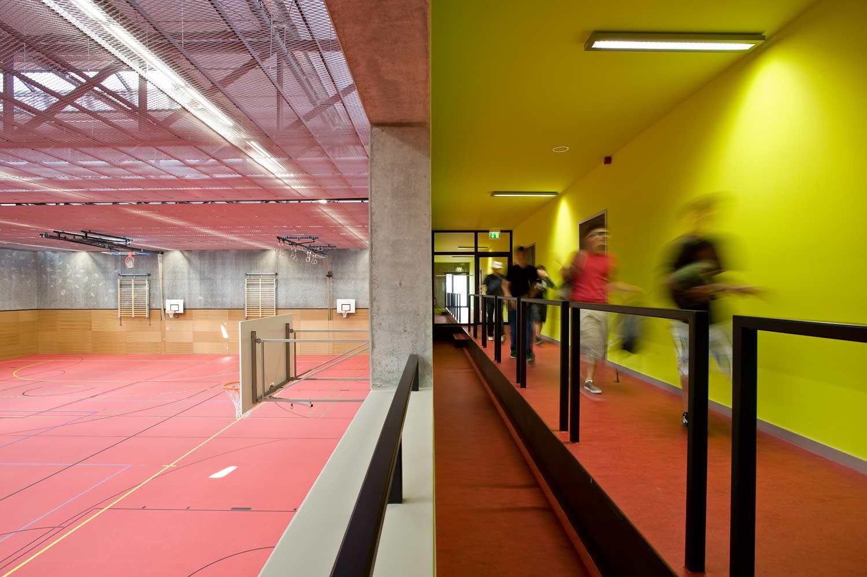 Goethe Gymnasium Regensburg  Turnhalle