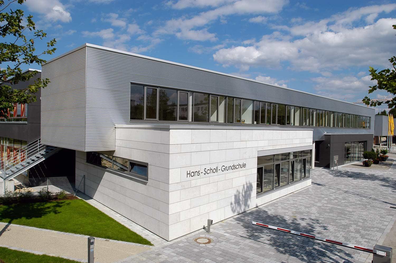 Hans Scholl Grundschule  Burglengenfeld