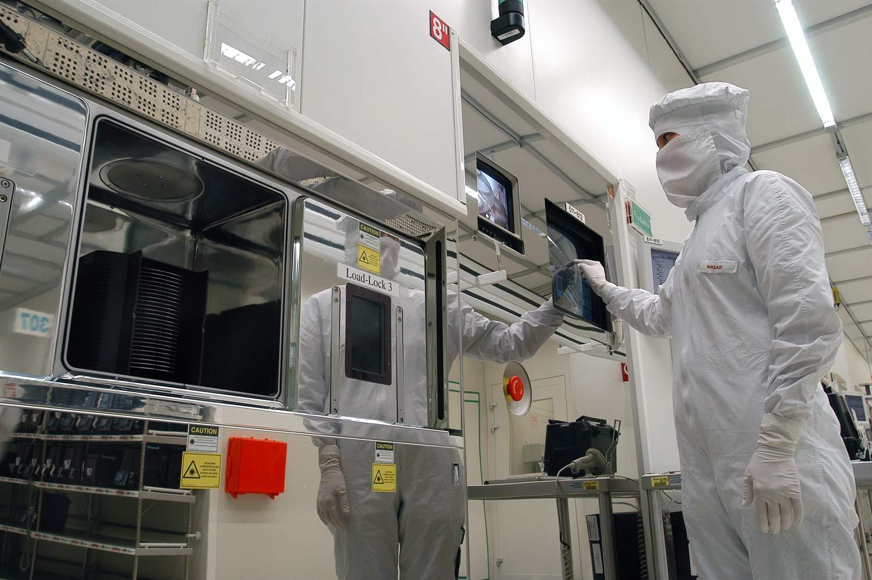 Ionenimplatation - Infineon Technologies AG Regensburg