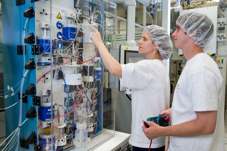 Ausbildung zum Mikrotechnolgen - Infineon Technologies AG