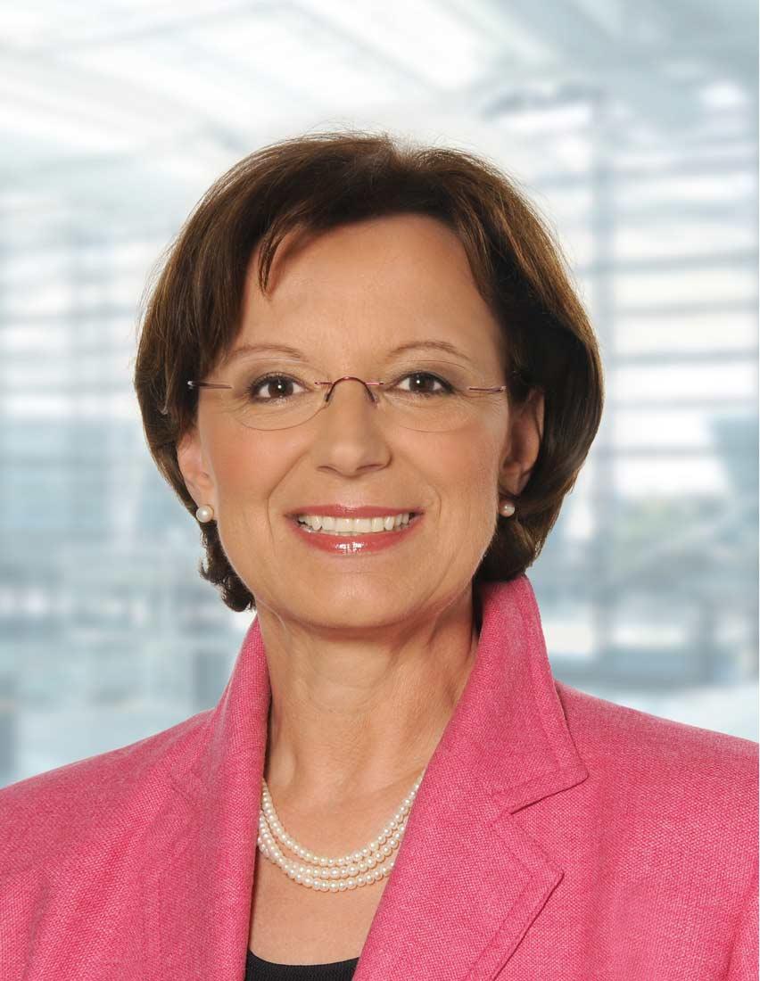 Emilia Müller - ehemalige Bayerische Staatsministerin für Bundes- und Europaangelegenheiten
