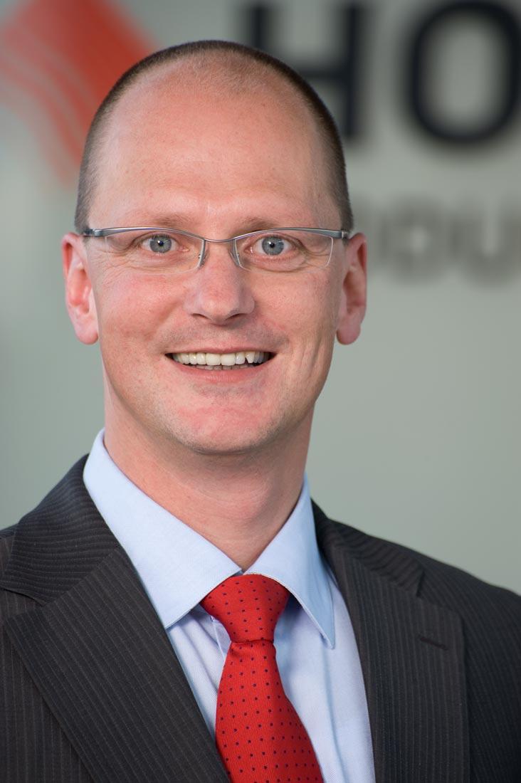 Markus Busch - Leiter Produktionssystem für Hörmann Automotive Gruppe