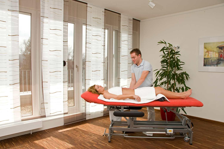 Osteopathie - Praxis Lutz M. Scheuerer und Monika Scheuerer, Regensburg