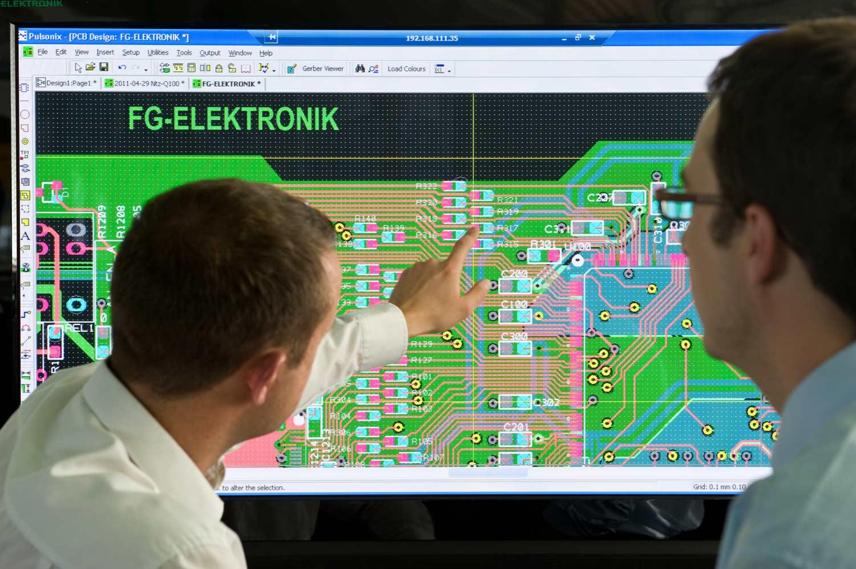 Produktentwicklung - FG Elektronik GmbH