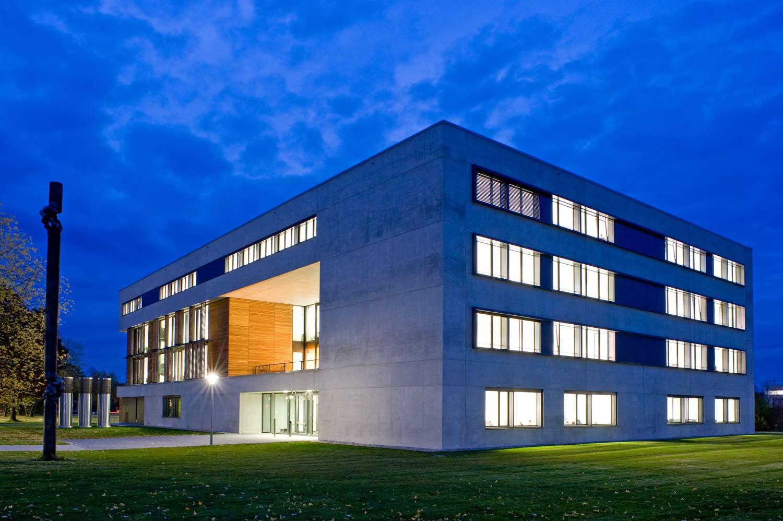 Vielberth-Gebäude  Universität Regensburg