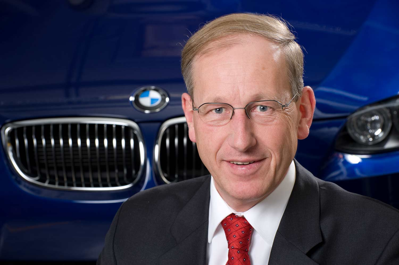 Dr. Andreas Wendt - Einkaufsvorstand der BMW AG