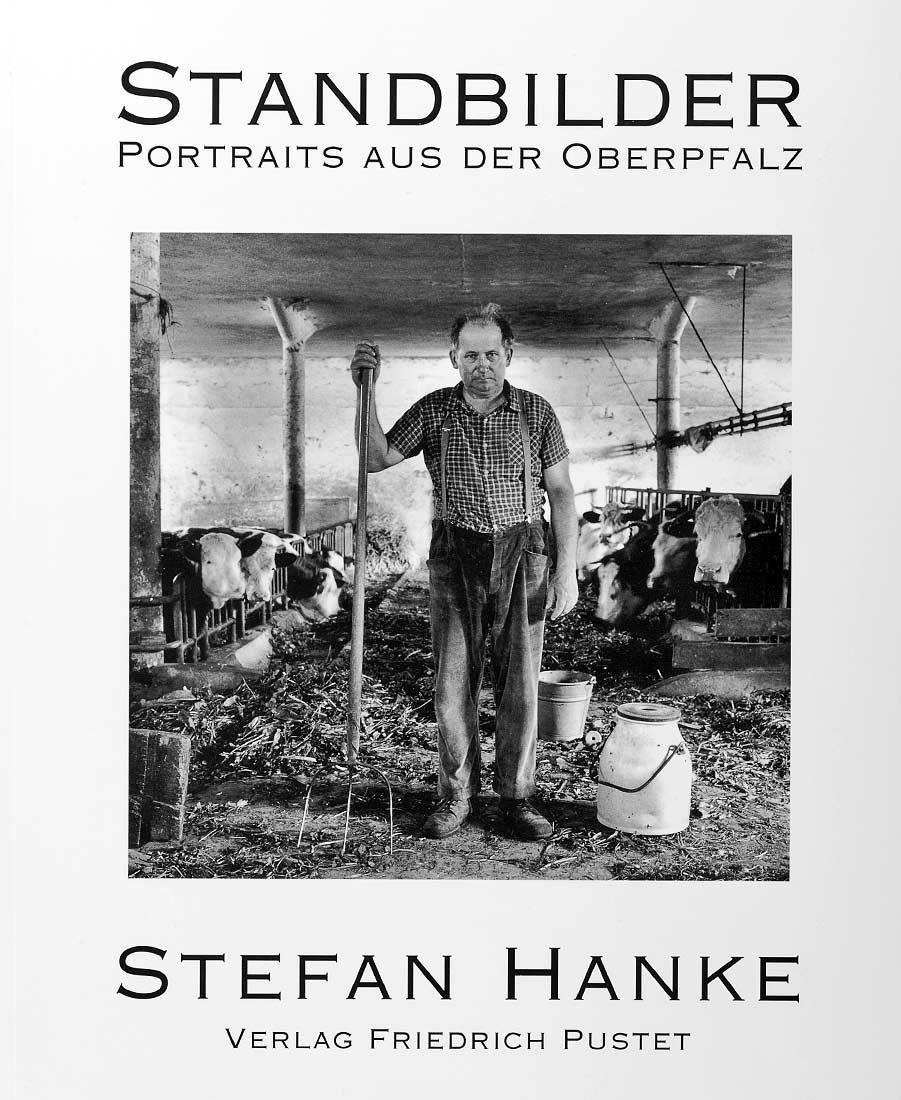 Das Buch 'Standbilder - Portraits aus der Oberpfalz' kann unter Info bestellt werden.