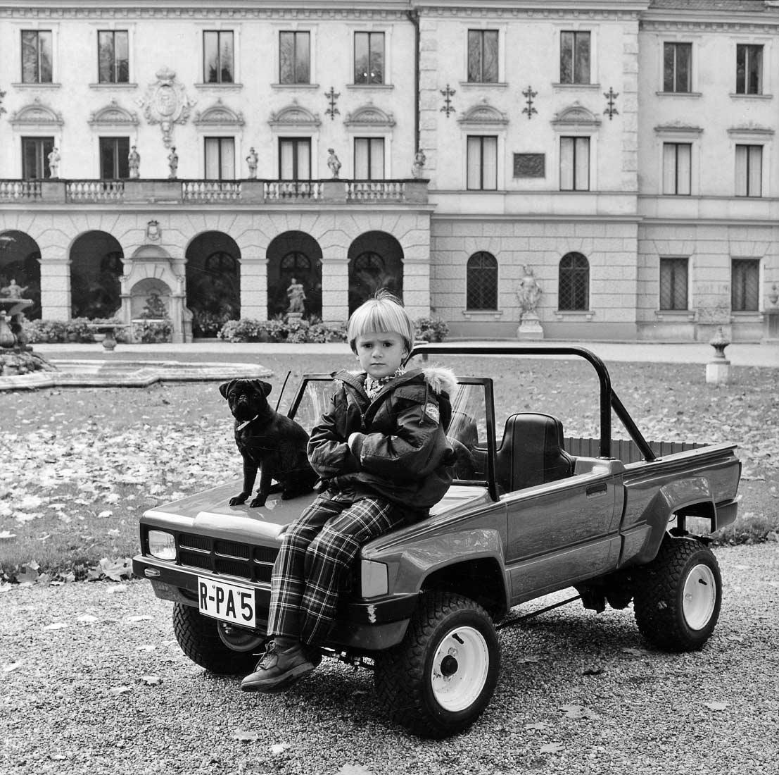 Fürst Albert von Thurn und Taxis - Regensburg 1988