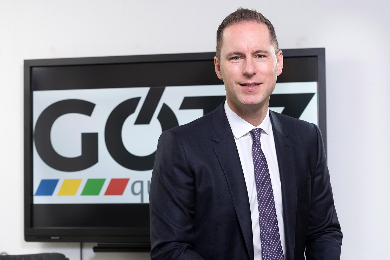 Alexander Götz - Vorstandsvorsitzender der Götz Management Holding AG