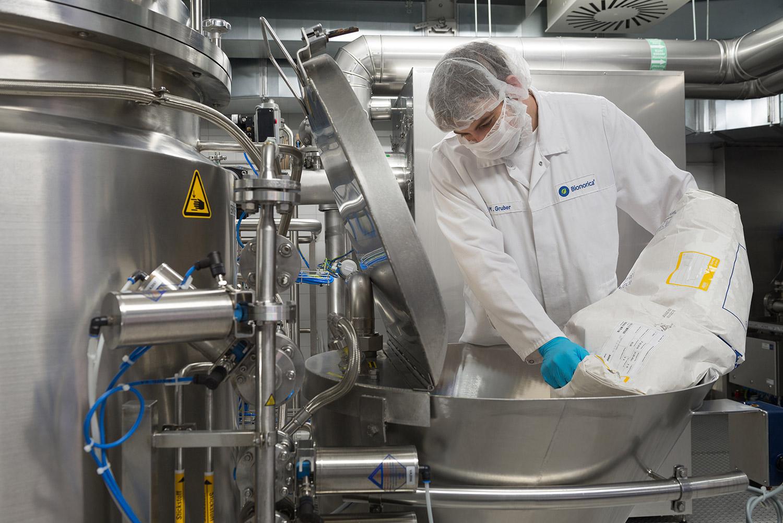 Extraktnachbearbeitung - Bionorica SE