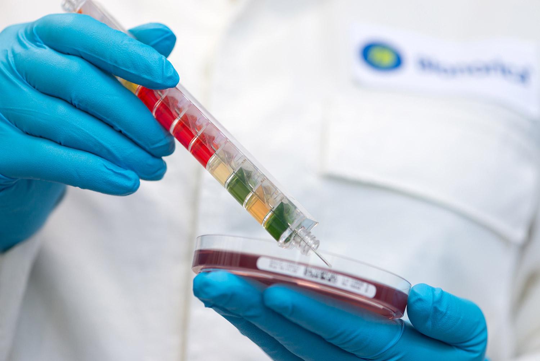 Labor Mikrobiologie - Bionorica SE