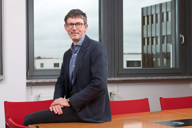 Christian Bretthauer - Geschäftsführer der DV Immobilien Management GmbH