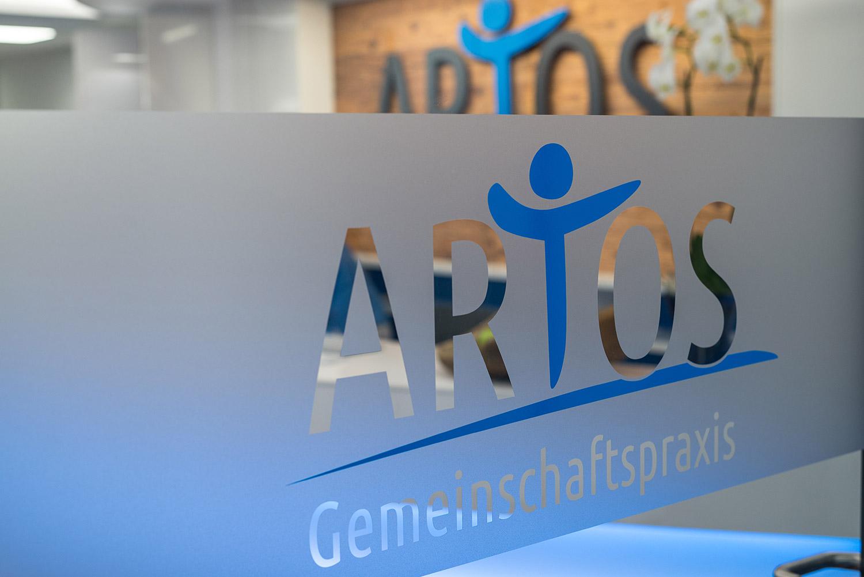 Eingang - Artos Gemeinschaftspraxis, Regensburg