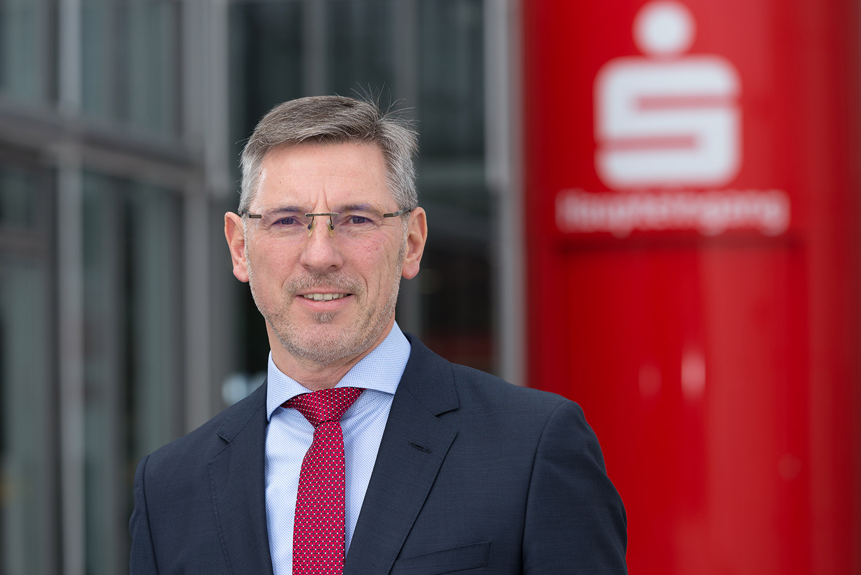 Franz-Xaver Lindl - Vorsitzender des Vorstands der Sparkasse Regensburg