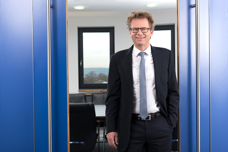 Heinrich Duscher - Gesellschafter und Geschäftsführer der Baumgärtner & Duscher Immobilien GmbH