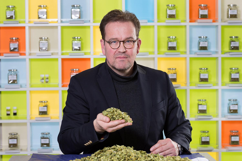 Joachim Gehde - Geschäftsfuehrer der Simon H. Steiner, Hopfen, GmbH