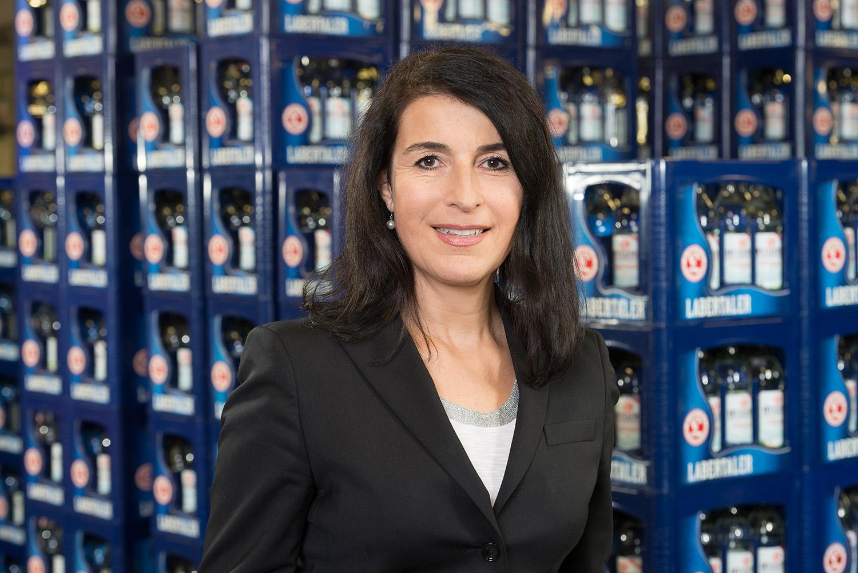 Lilo Sillner - Geschäftsführerin der Labertaler Heil-und Mineralquellen Getränke Hausler GmbH