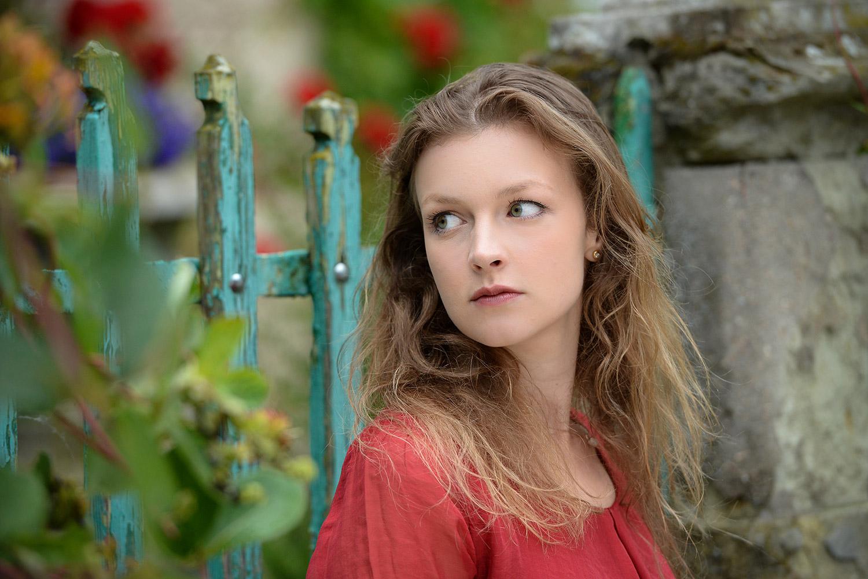 Maria Ladurner - Sängerin