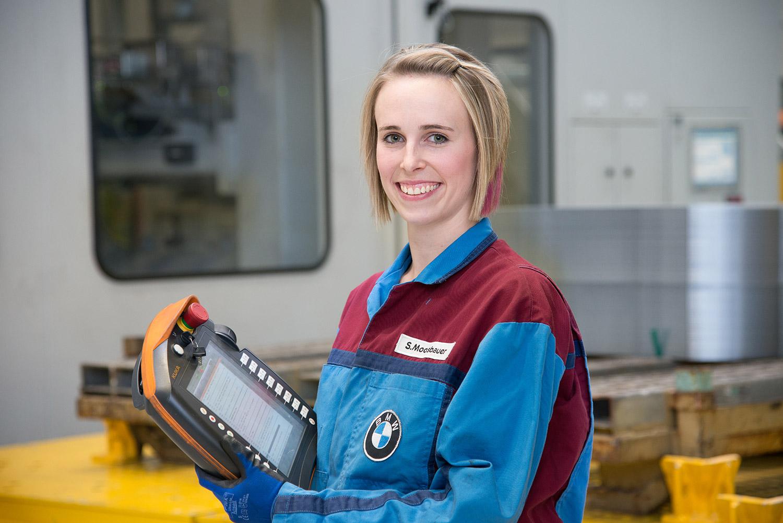 Mechatronikerin, Instandhaltung - BMW Group Werk Regensburg