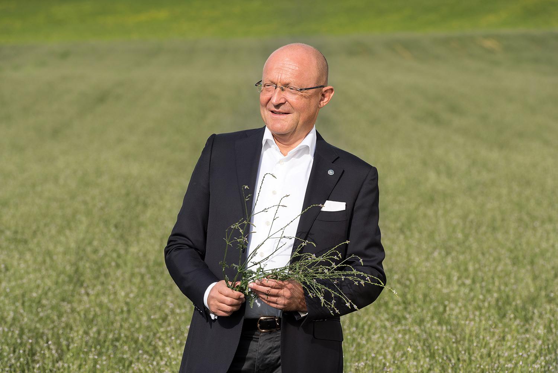 Prof. Dr. Michael A. Popp - Vorstandsvorsitzender und Inhaber der Bionorica SE