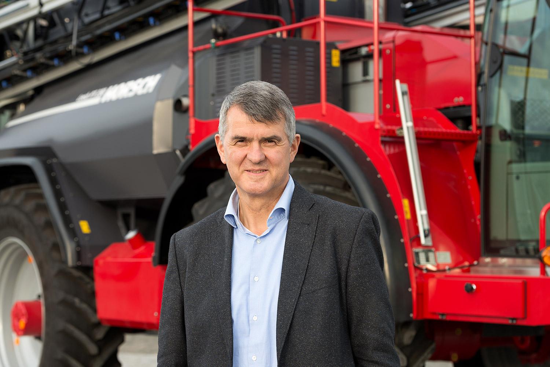 Michael Horsch - Geschäftsführer der HORSCH Maschinen GmbH