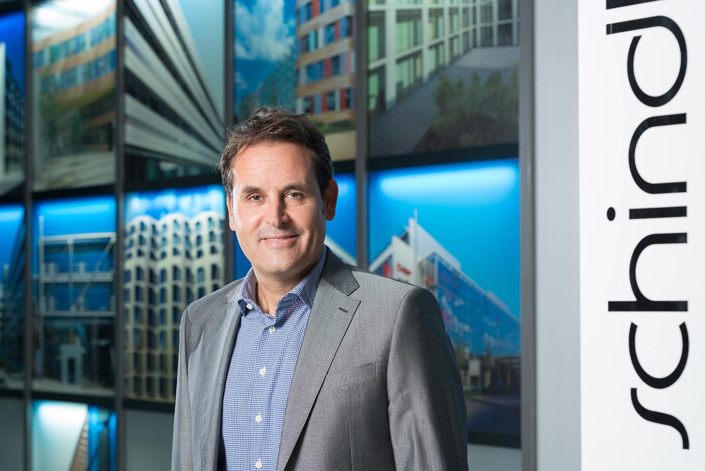 Michael Schindler -Geschäftsführer der Schindler Fenster und Fassaden GmbH