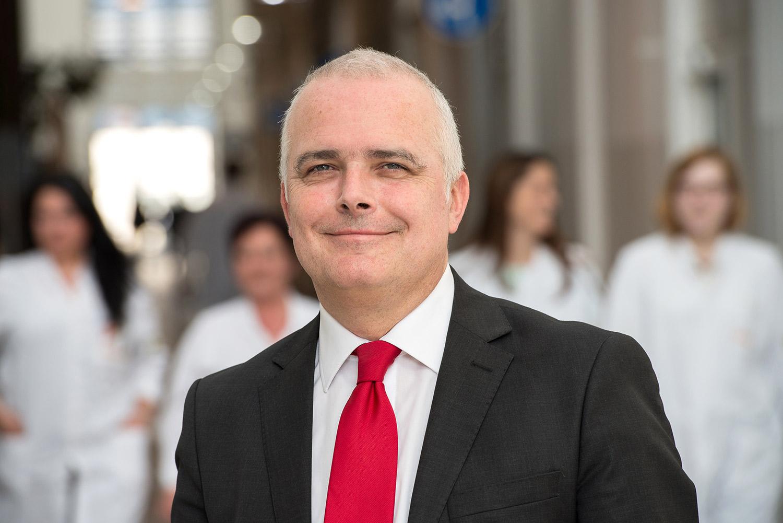 Michael Staab - Personalleiter Continental Regensburg