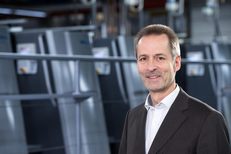 Stefan Aumüller - Geschäftsführender Gesellschafter der Aumüller Druck GmbH & Co. KG