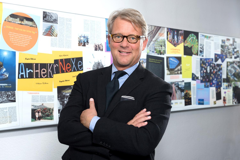 Stephan K. Fischer - Geschäftsführer der Fischer Licht Metall GmbH & Co.KG